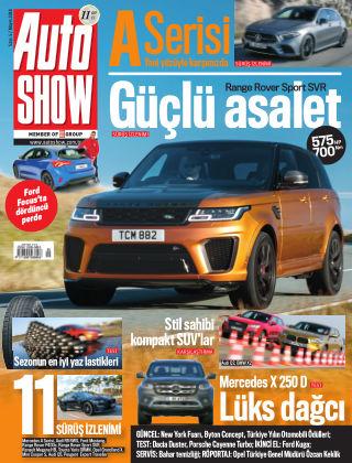 Auto Show May 2018