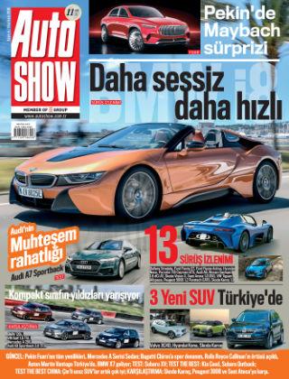 Auto Show June 2018