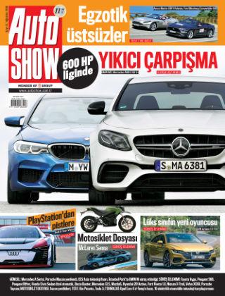 Auto Show August 2018