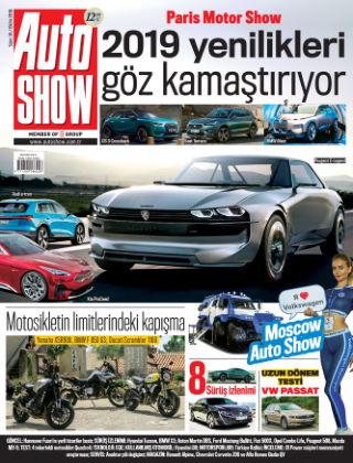 Auto Show October 2018