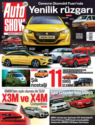 Auto Show April 2019