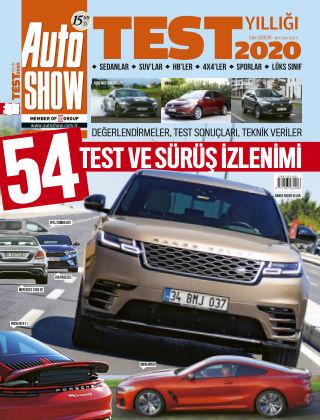Auto Show April 2020