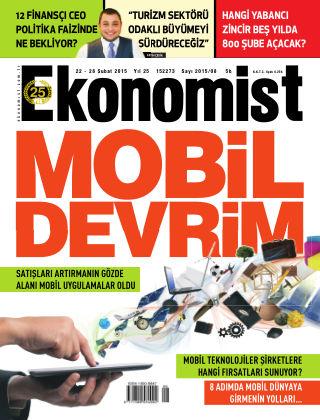 Ekonomist 22th February 2015