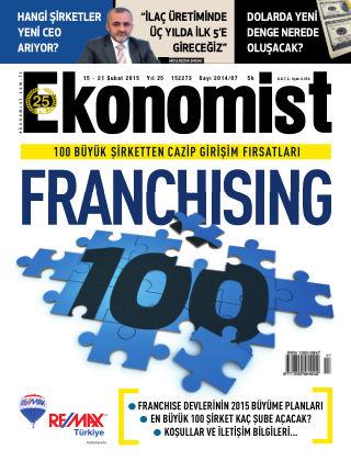 Ekonomist 15th February 2015