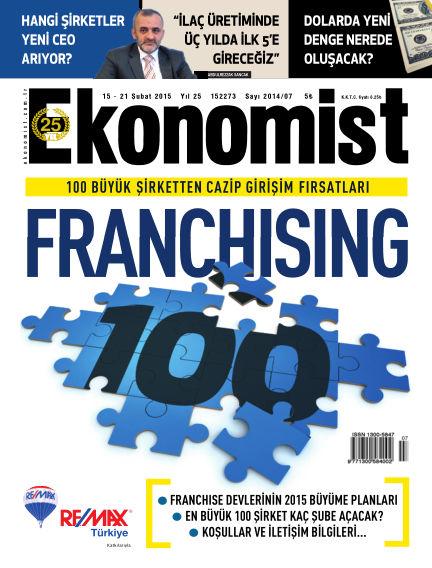 Ekonomist February 15, 2015 00:00