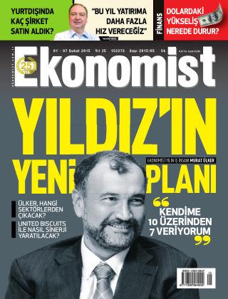 Ekonomist 1st February 2015