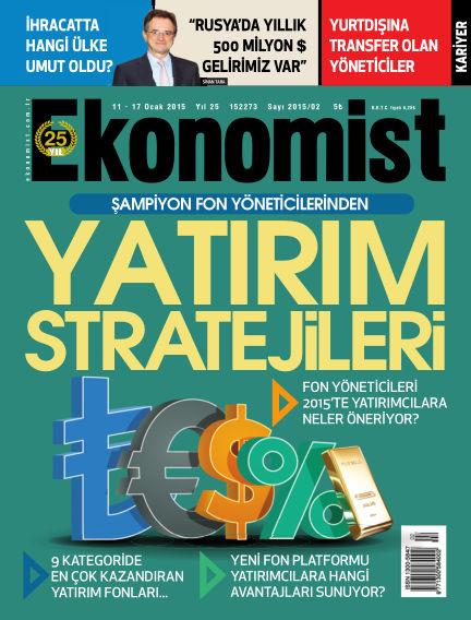 Ekonomist January 11, 2015 00:00