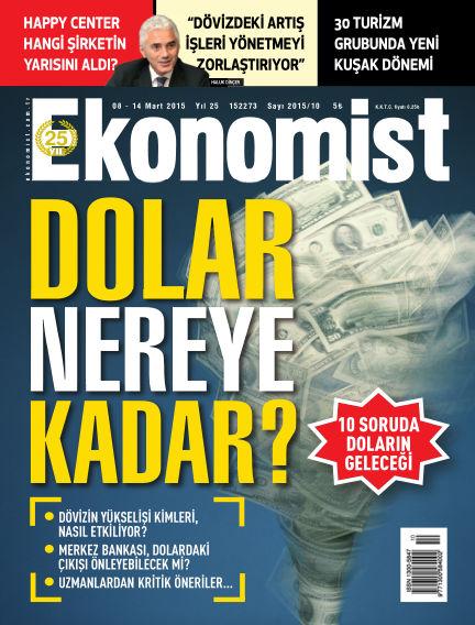 Ekonomist March 08, 2015 00:00
