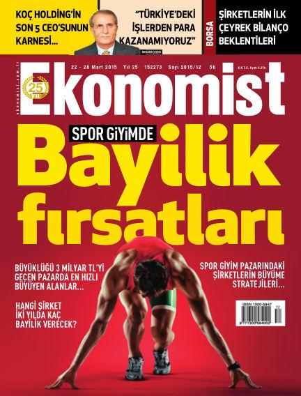 Ekonomist March 22, 2015 00:00