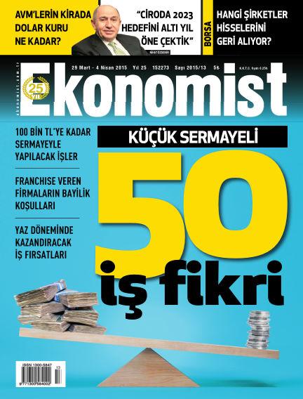 Ekonomist March 29, 2015 00:00