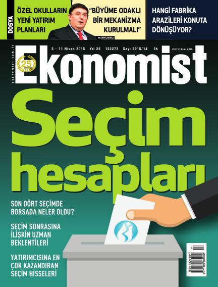 Ekonomist April 05, 2015 00:00
