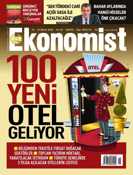 Ekonomist April 12, 2015 00:00