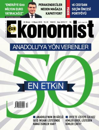 Ekonomist 26 April 2015