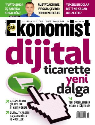 Ekonomist 3rd May 2015
