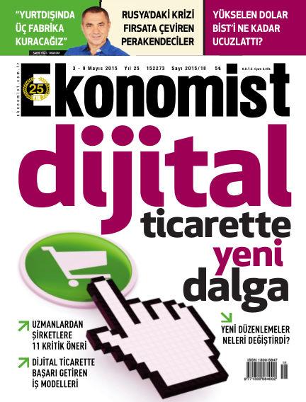 Ekonomist May 03, 2015 00:00