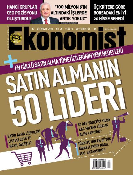 Ekonomist May 17, 2015 00:00