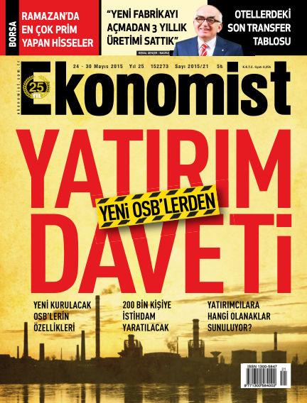 Ekonomist May 24, 2015 00:00