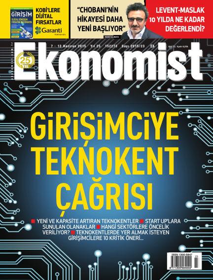 Ekonomist June 07, 2015 00:00
