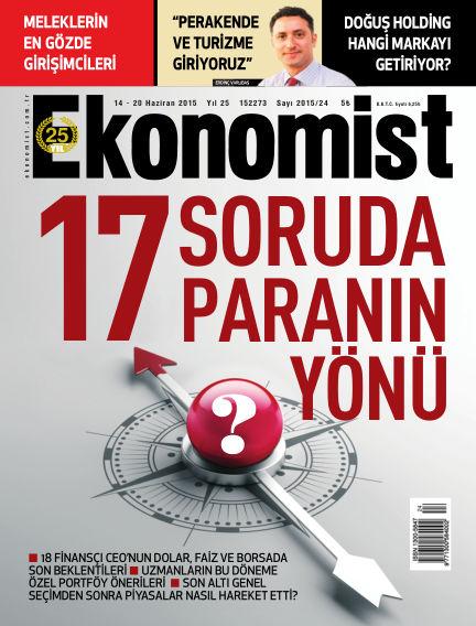 Ekonomist June 14, 2015 00:00