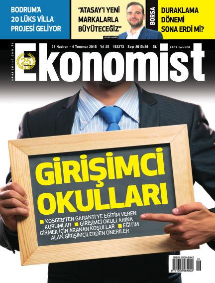 Ekonomist June 28, 2015 00:00
