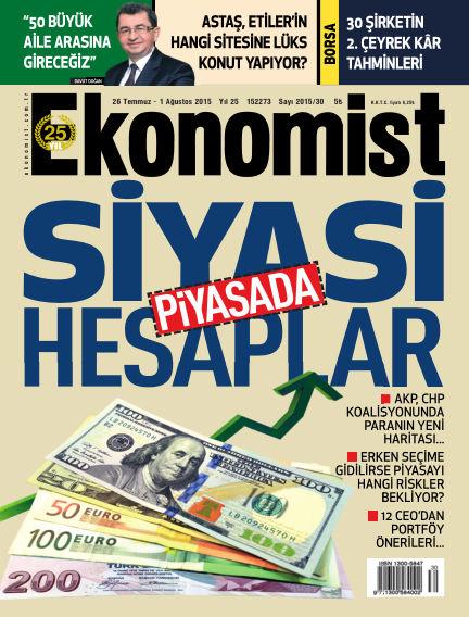 Ekonomist July 26, 2015 00:00
