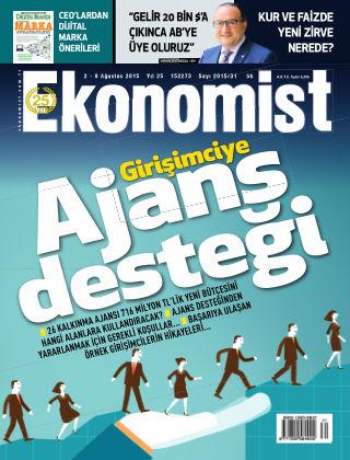 Ekonomist 2nd August 2015
