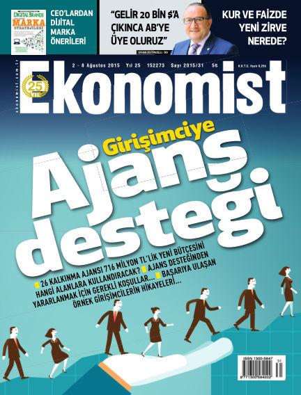 Ekonomist August 02, 2015 00:00