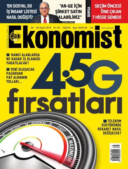 Ekonomist September 20, 2015 00:00