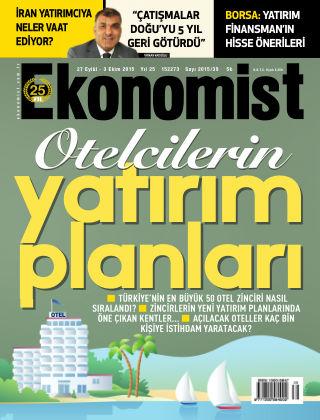 Ekonomist 27 September 2015