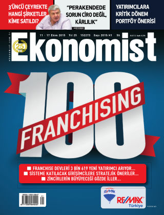 Ekonomist 11 October 2015