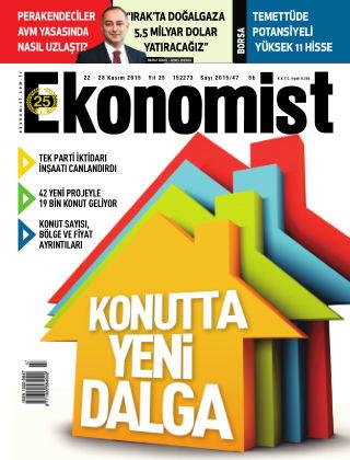 Ekonomist 22 November 2015