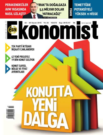 Ekonomist November 22, 2015 00:00
