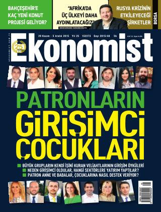 Ekonomist 29 Nov 2015
