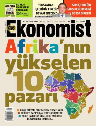 Ekonomist 06 December