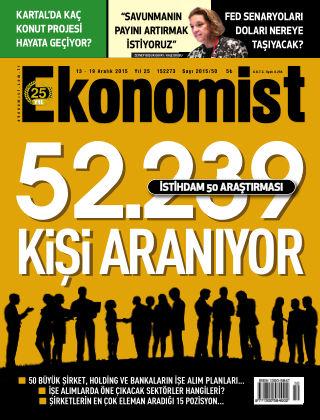 Ekonomist 13 December 2015