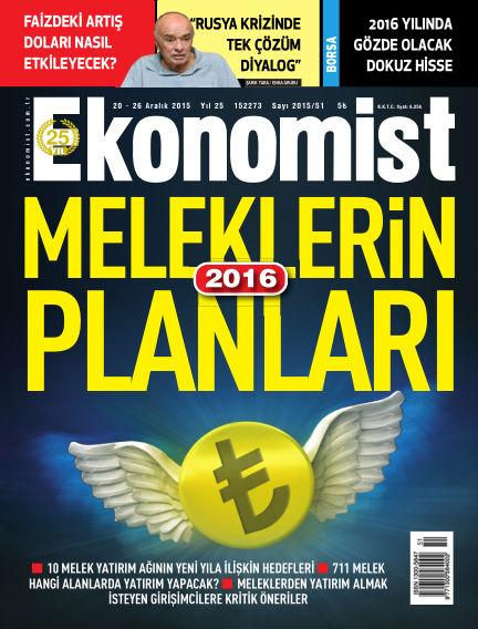 Ekonomist December 20, 2015 00:00