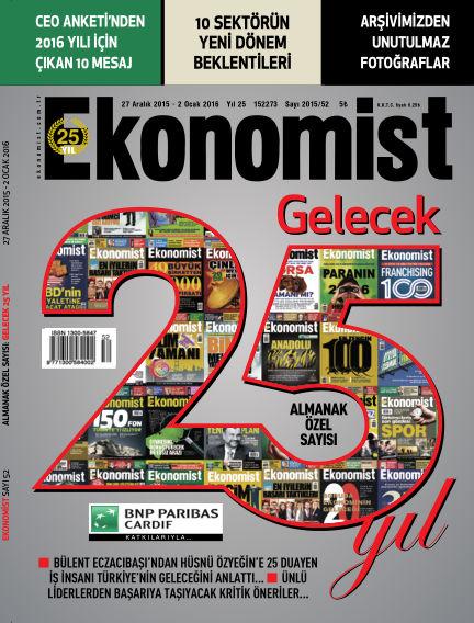 Ekonomist December 27, 2015 00:00