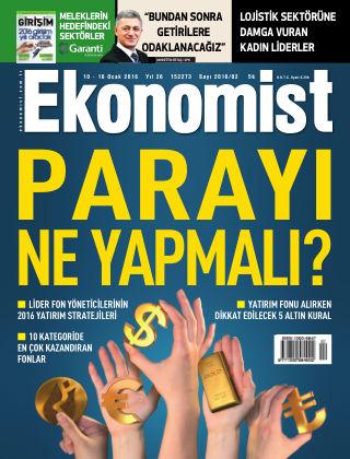 Ekonomist 10 January 2016