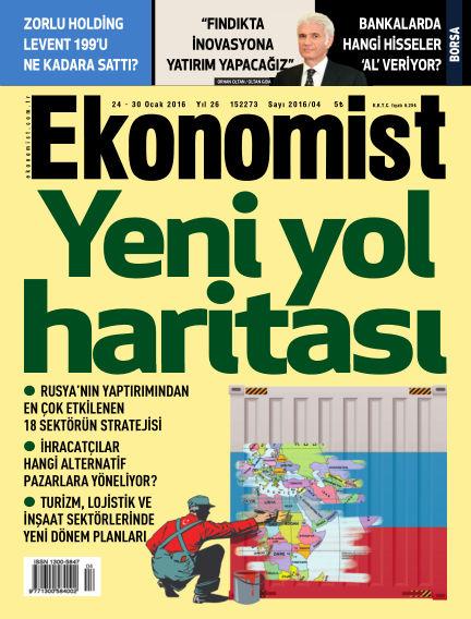 Ekonomist January 24, 2016 00:00