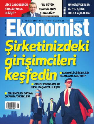 Ekonomist 07 February 2016