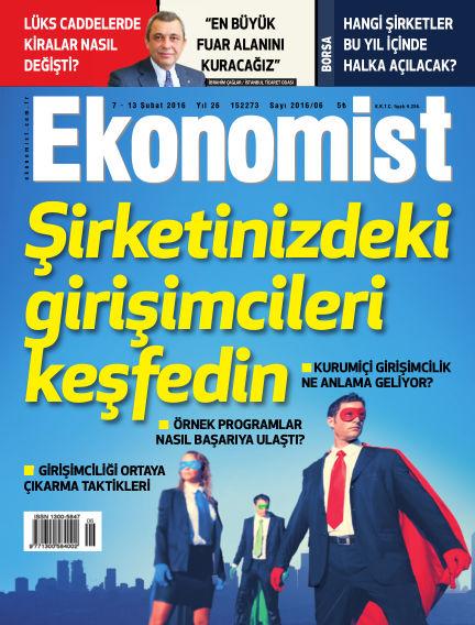 Ekonomist February 07, 2016 00:00