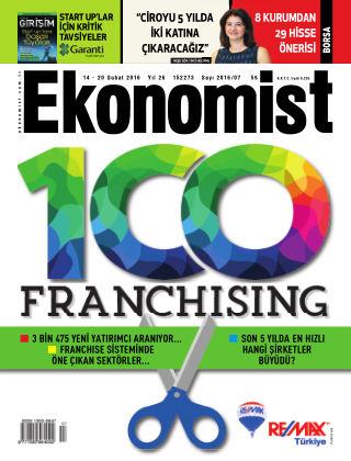 Ekonomist 14th February 2016