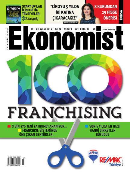 Ekonomist February 14, 2016 00:00