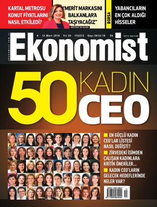Ekonomist 06 March 2016