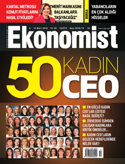 Ekonomist March 06, 2016 00:00
