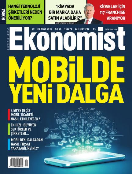 Ekonomist March 20, 2016 00:00
