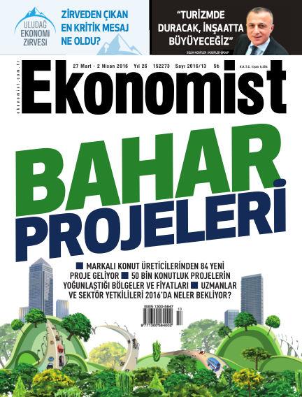 Ekonomist March 27, 2016 00:00