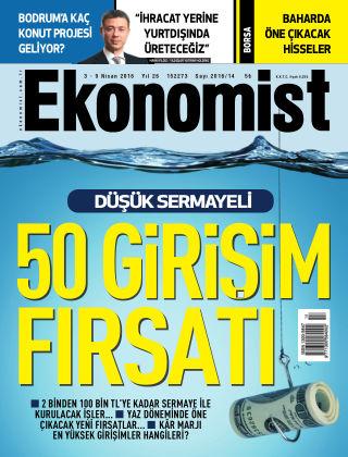 Ekonomist 03 April 2016