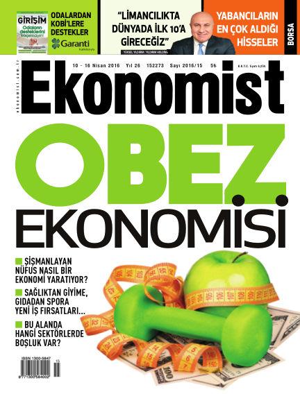 Ekonomist April 10, 2016 00:00