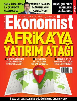 Ekonomist 17 April 2016